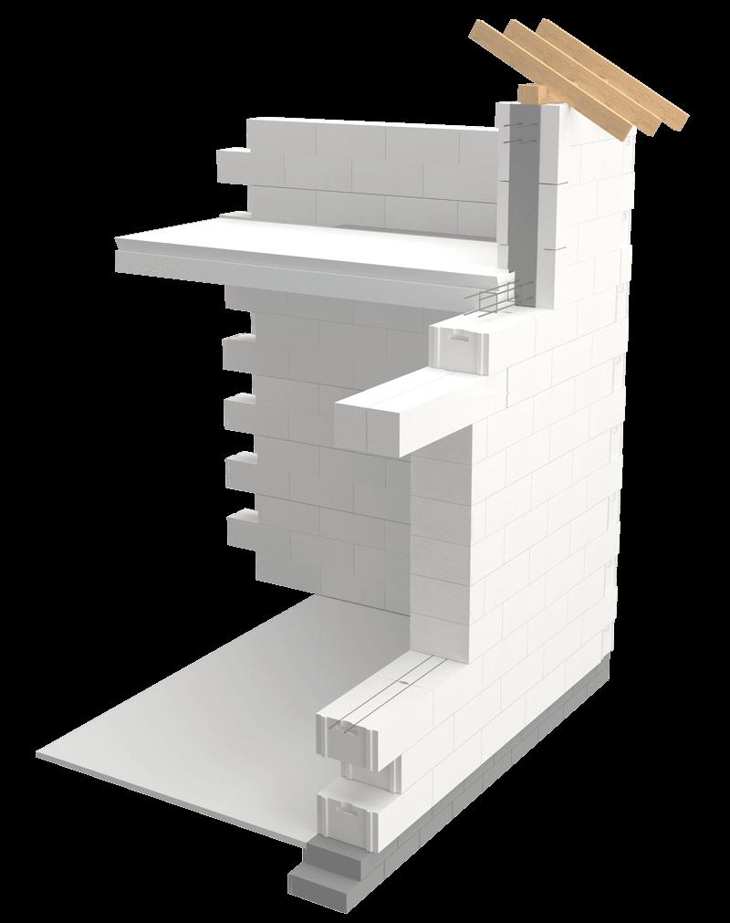 system budowy z betonu komórkowego termalica