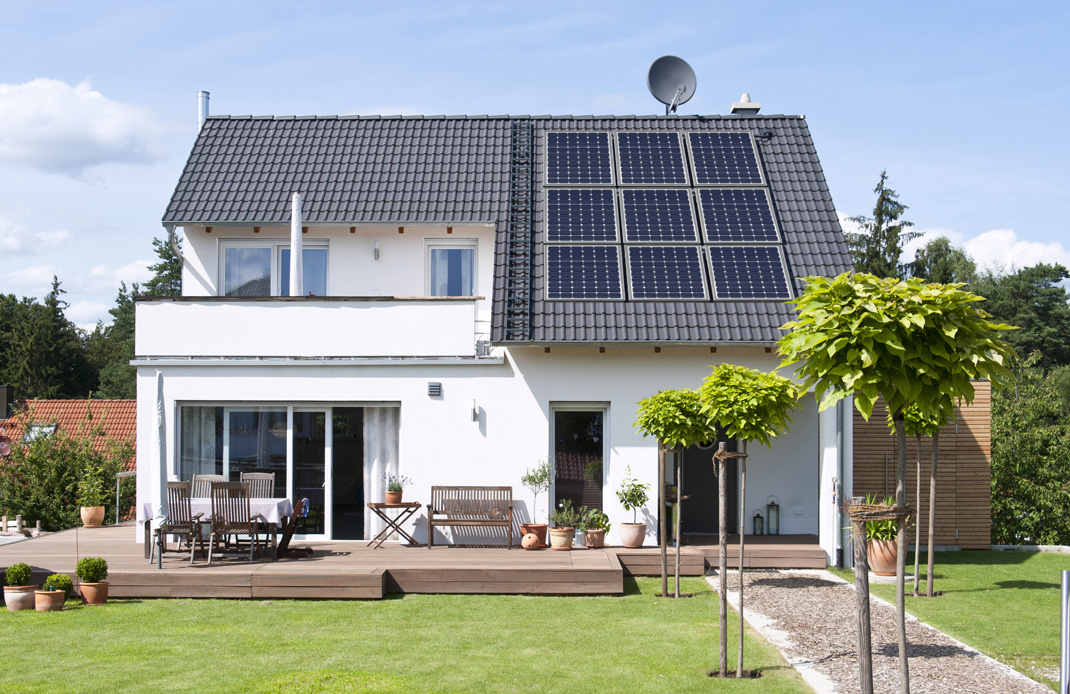 beton komórkowy termalica + panele fotowoltaiczne bruk-bet solar