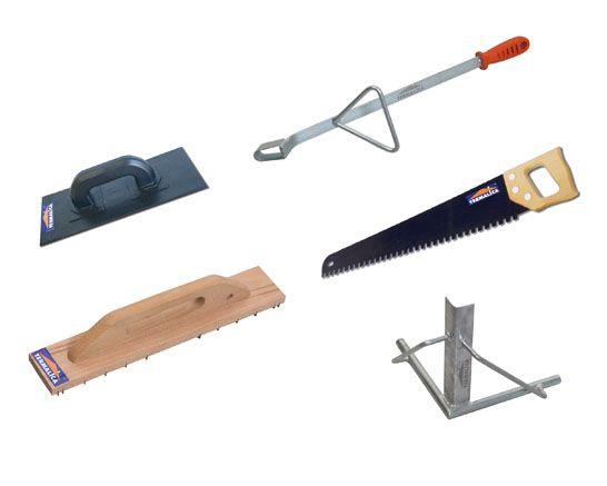 narzędzia termalica