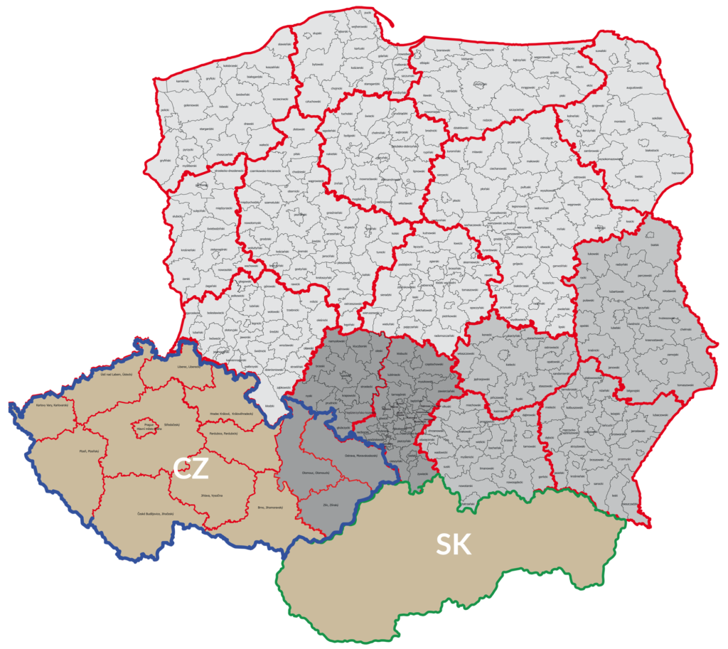 regiony handlowe termalica