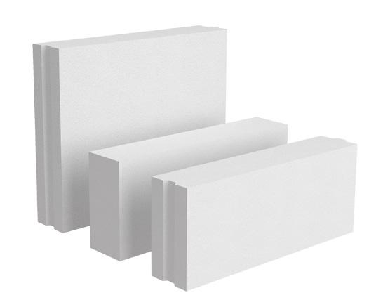 ściany działowe z betonu komórkowego termalica