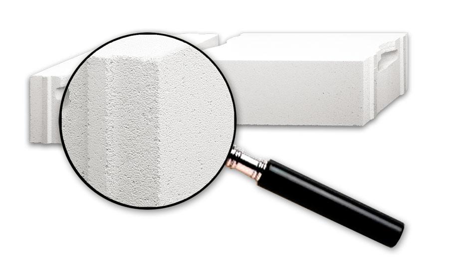 gęstość betonu komórkowego