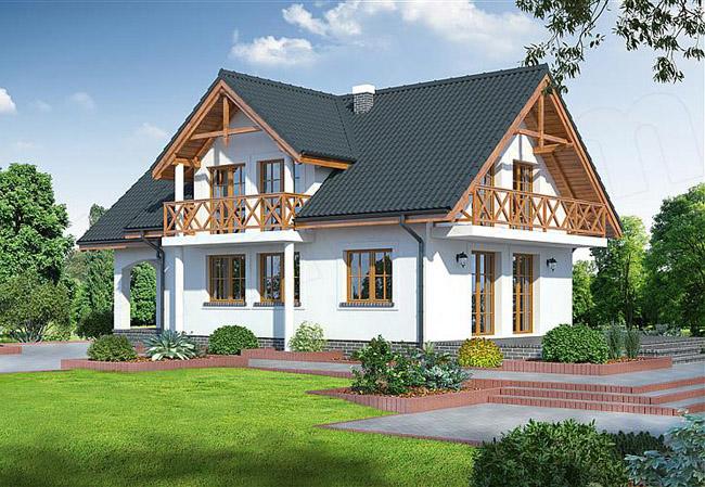 projekt domu oleśnica