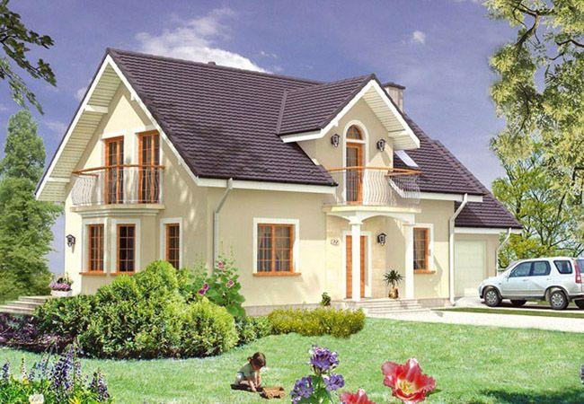 projekt domu como