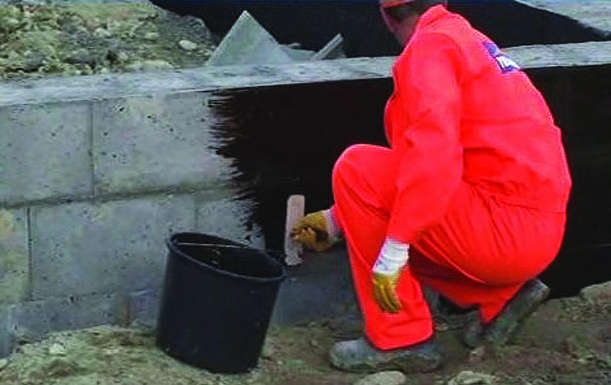 zabezpieczenie betonu komórkowego przed wilgocią