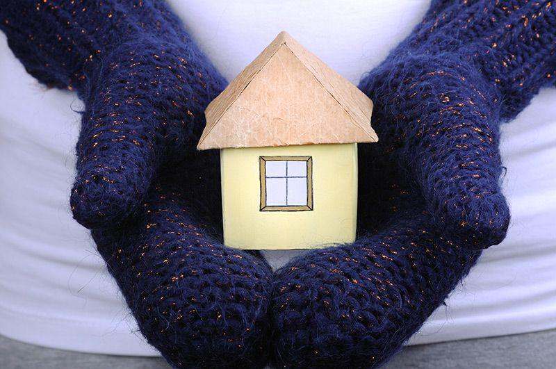 współczynnik U ciepły dom