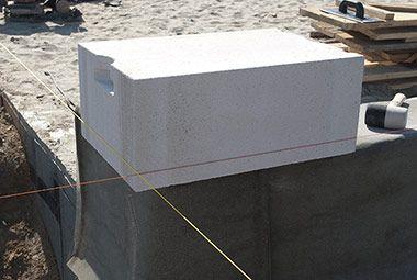 beton komórkowy wymiary